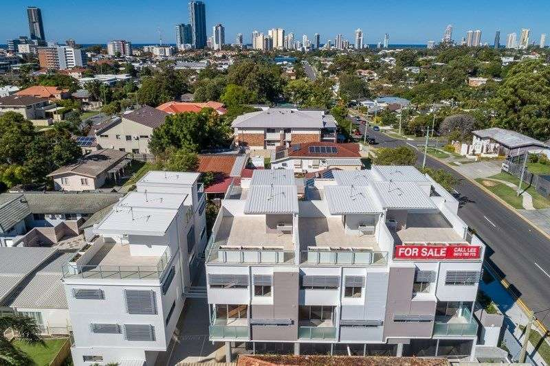 Main view of Homely townhouse listing, 4/77 Minnie Street, Southport, QLD 4215