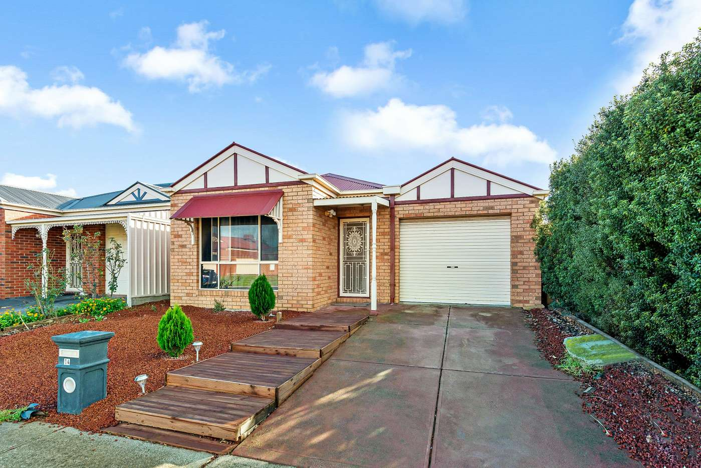 Main view of Homely house listing, 14 Hinchinbrook Close, Caroline Springs, VIC 3023
