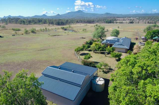 411 Limestone Ridges Road, Peak Crossing QLD 4306