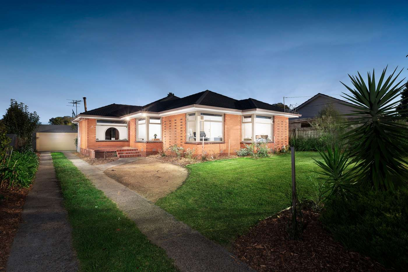 Main view of Homely house listing, 18 Merrill Street, Mulgrave VIC 3170