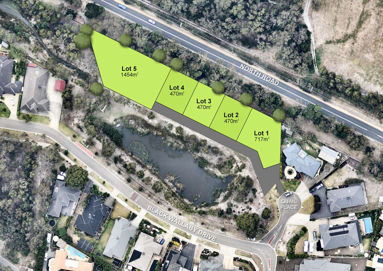 Main view of Homely  listing, Lot 5, 1 Quail Place, Langwarrin, VIC 3910