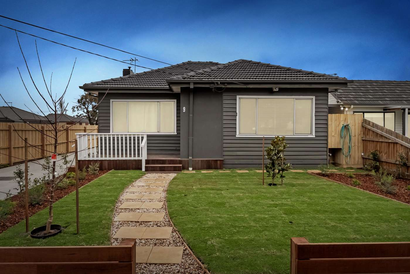 Main view of Homely unit listing, 1/9 Highland Street, Kingsbury, VIC 3083