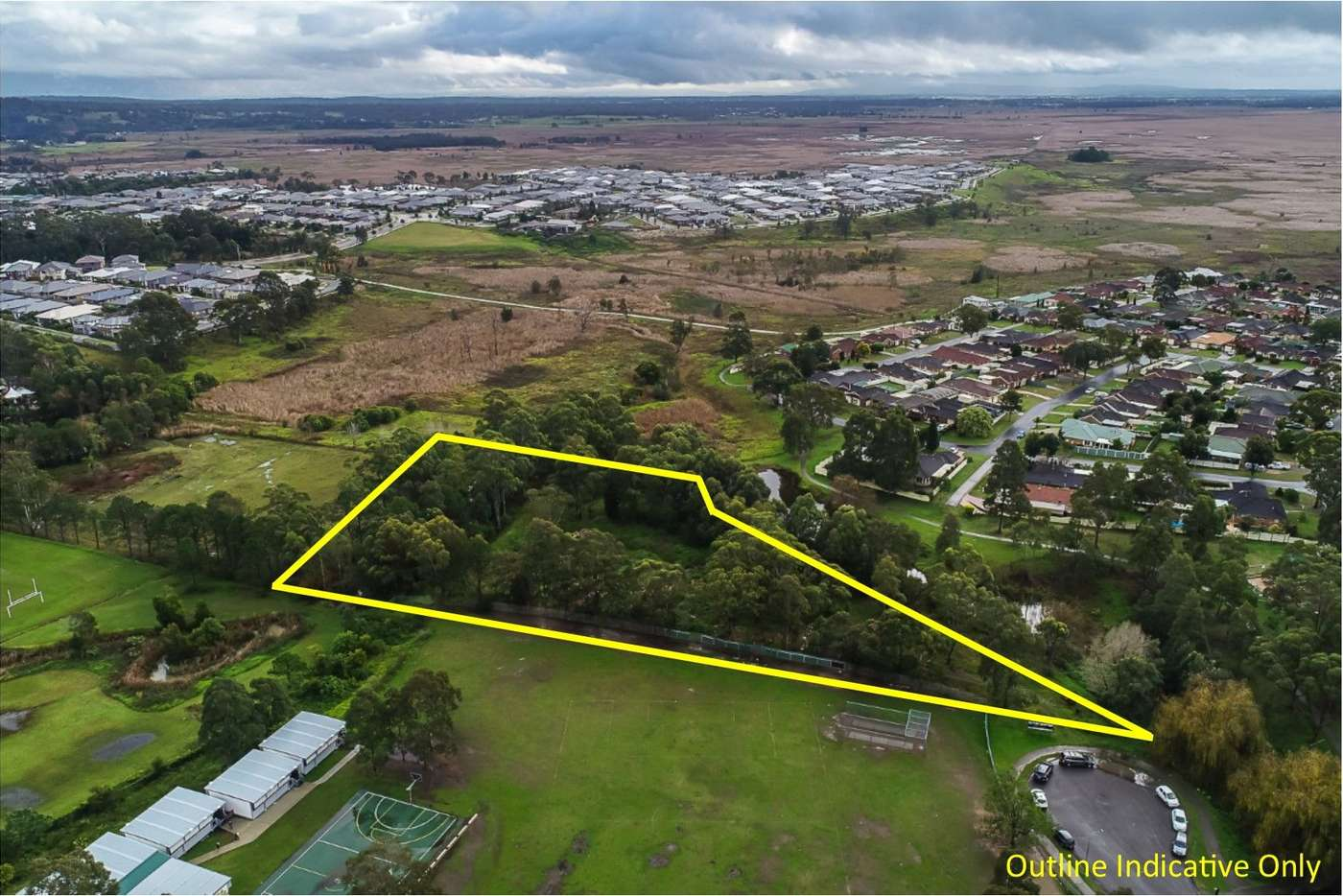 Main view of Homely residentialLand listing, 29 Garawon Place, Maryland NSW 2287