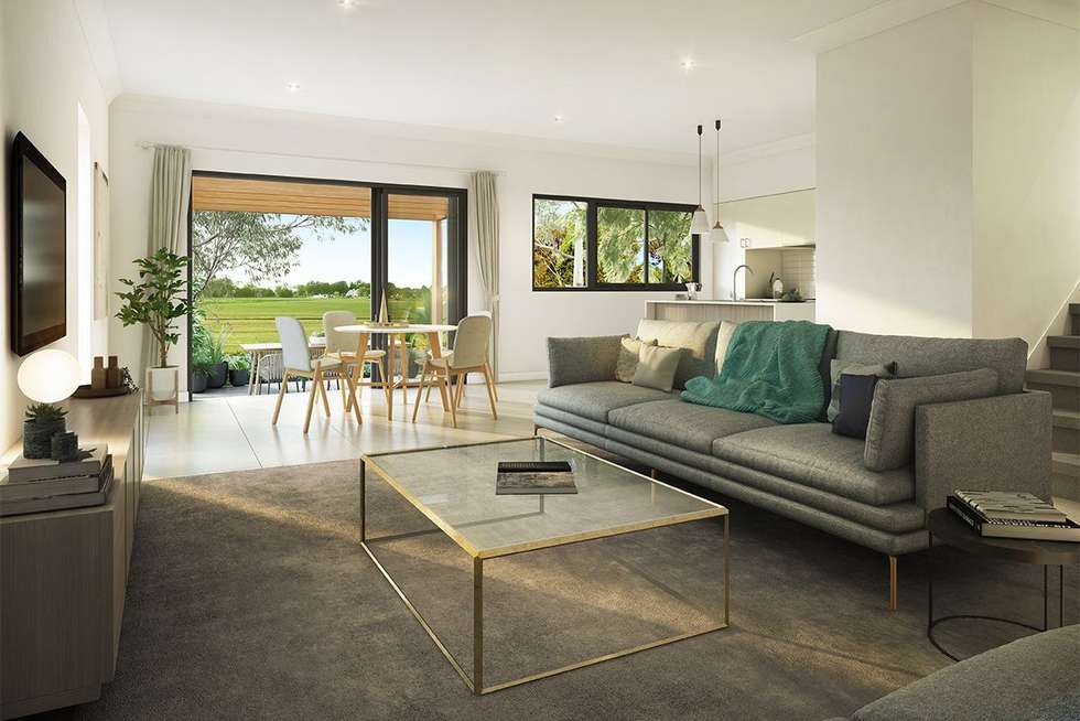 Third view of Homely residentialLand listing, 29 Garawon Place, Maryland NSW 2287