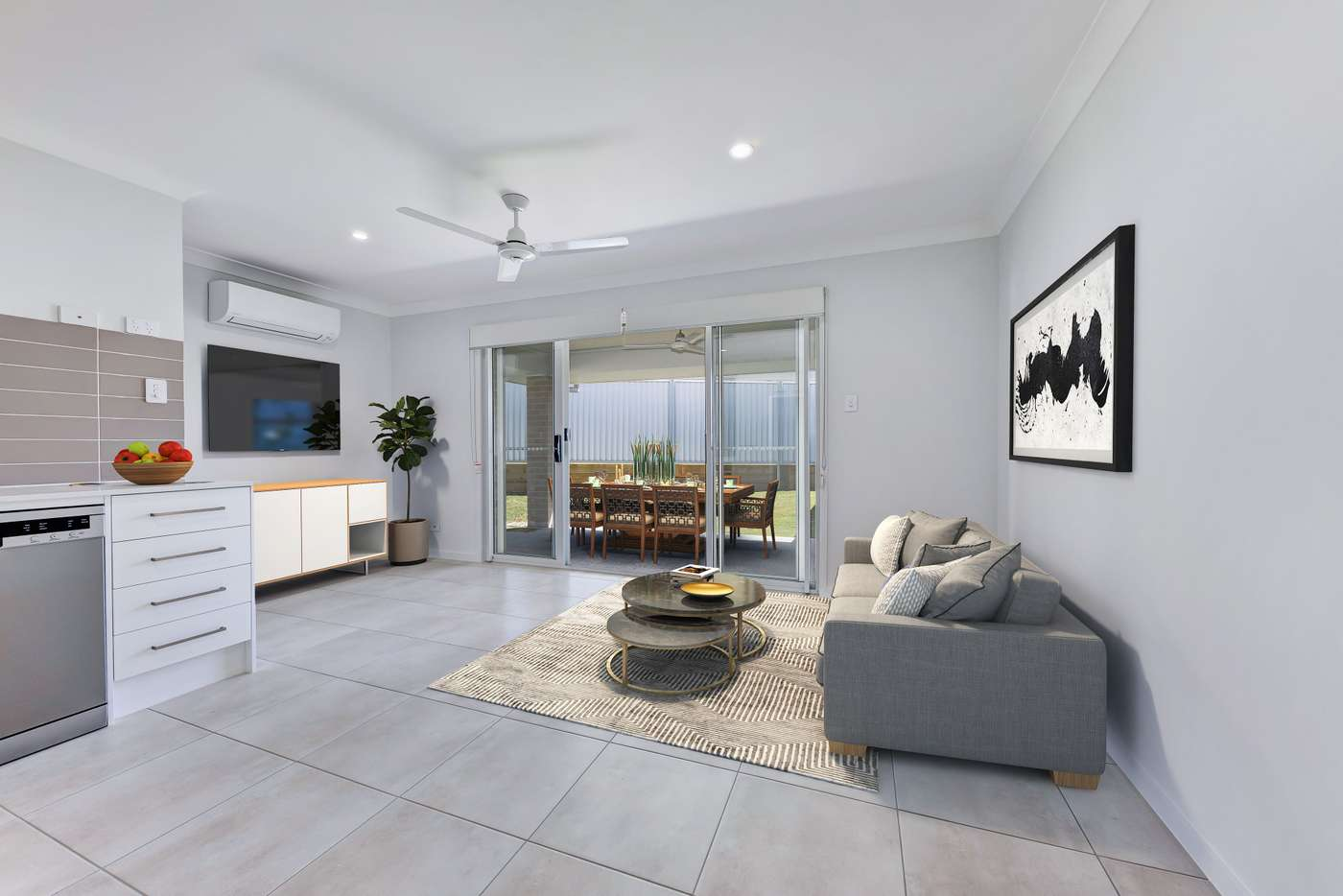 Main view of Homely unit listing, 10B Kurrajong Close, Mooloolah Valley QLD 4553