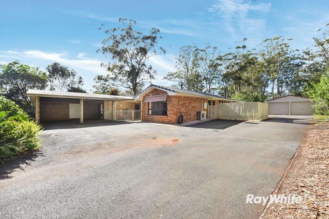 Main view of Homely house listing, 11 Kuhls Road, Highfields, QLD 4352