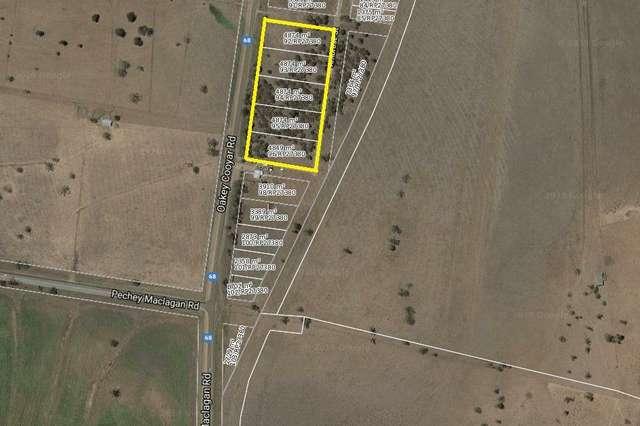 0 Oakey Cooyar Road, Rosalie Plains QLD 4401