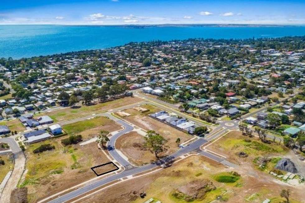 Second view of Homely residentialLand listing, 24 Sandpiper Circuit, Cowes VIC 3922