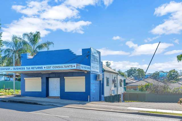 486 Great Western Highway, Pendle Hill NSW 2145
