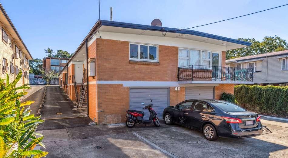 6/40 Edmondstone Street, Newmarket QLD 4051