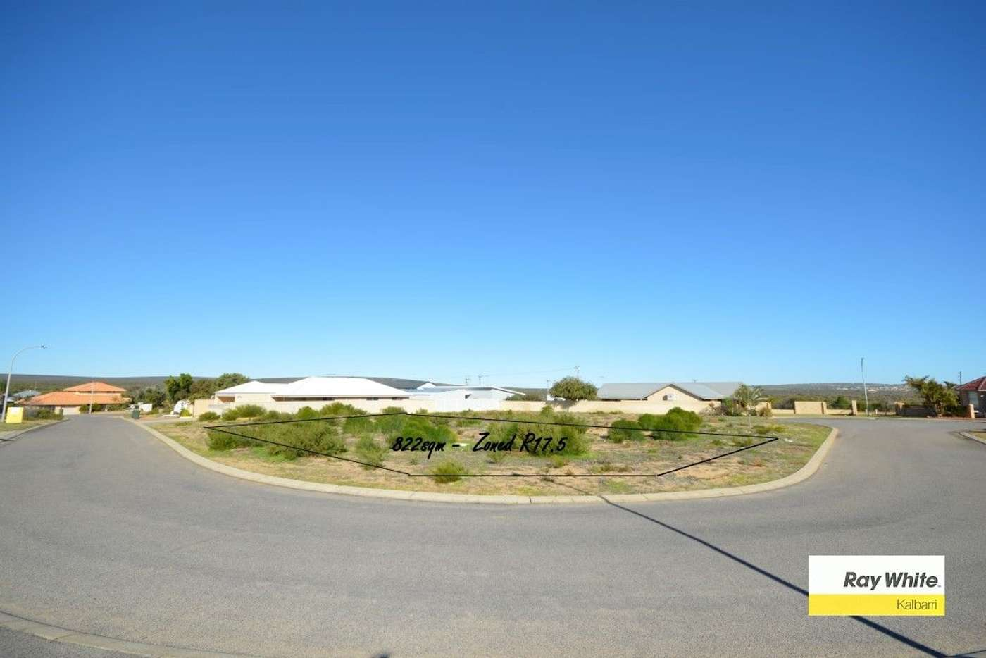 Main view of Homely residentialLand listing, 9 Lot 884 Portree Elbow, Kalbarri WA 6536
