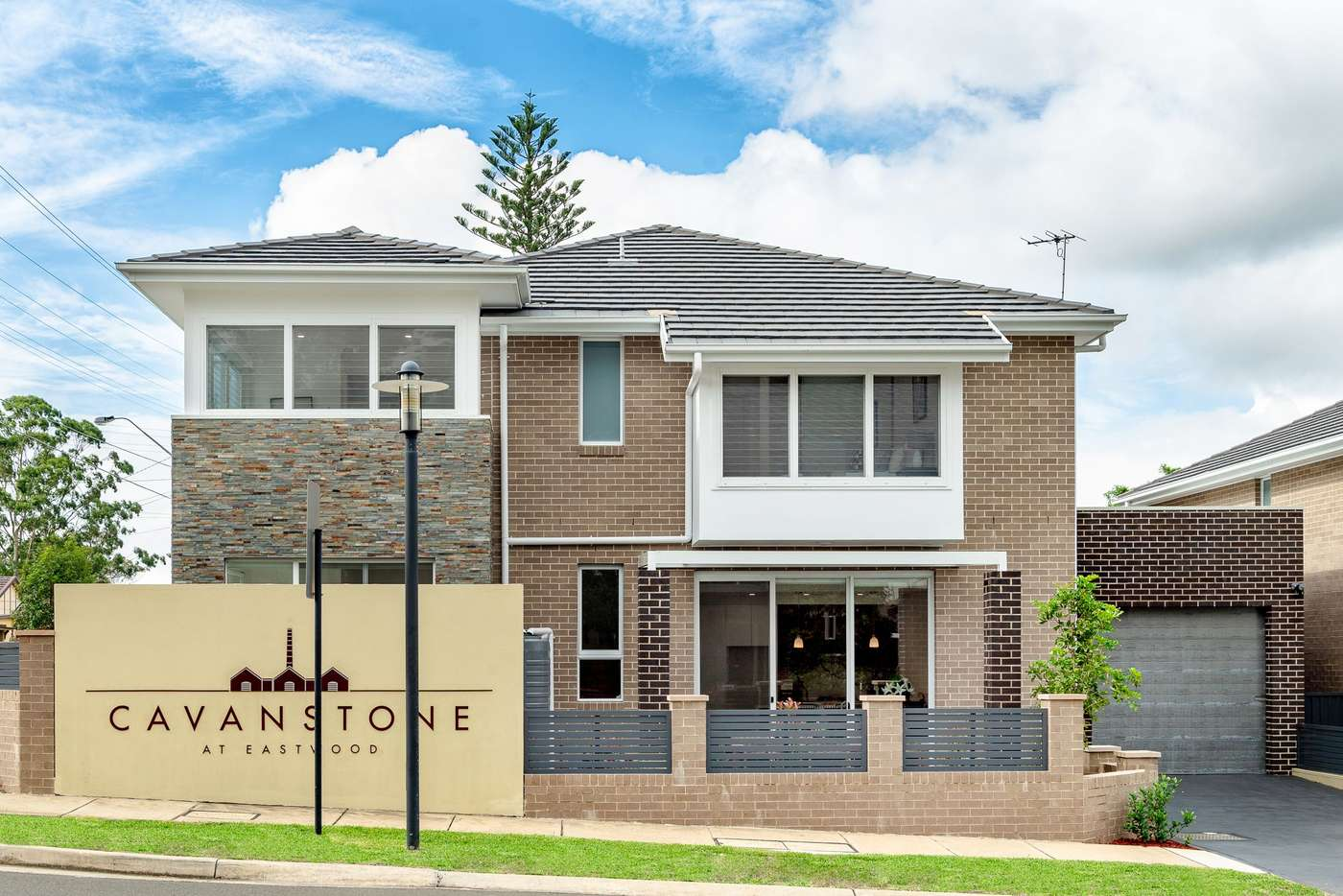 Main view of Homely semidetached listing, 35B Midson Road, Eastwood, NSW 2122
