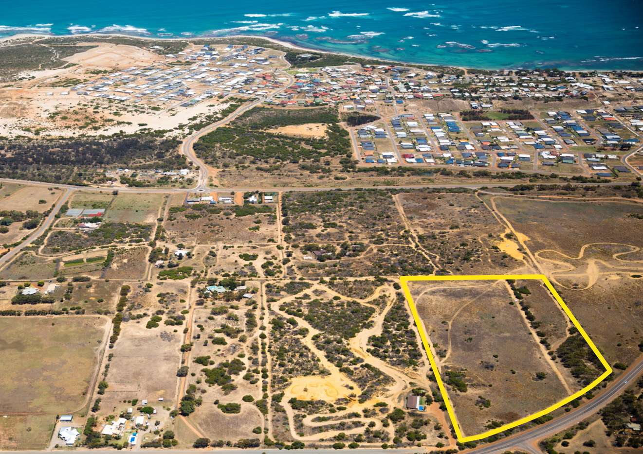 Main view of Homely  listing, Lot 101 North West Coastal Highway, Glenfield, WA 6532