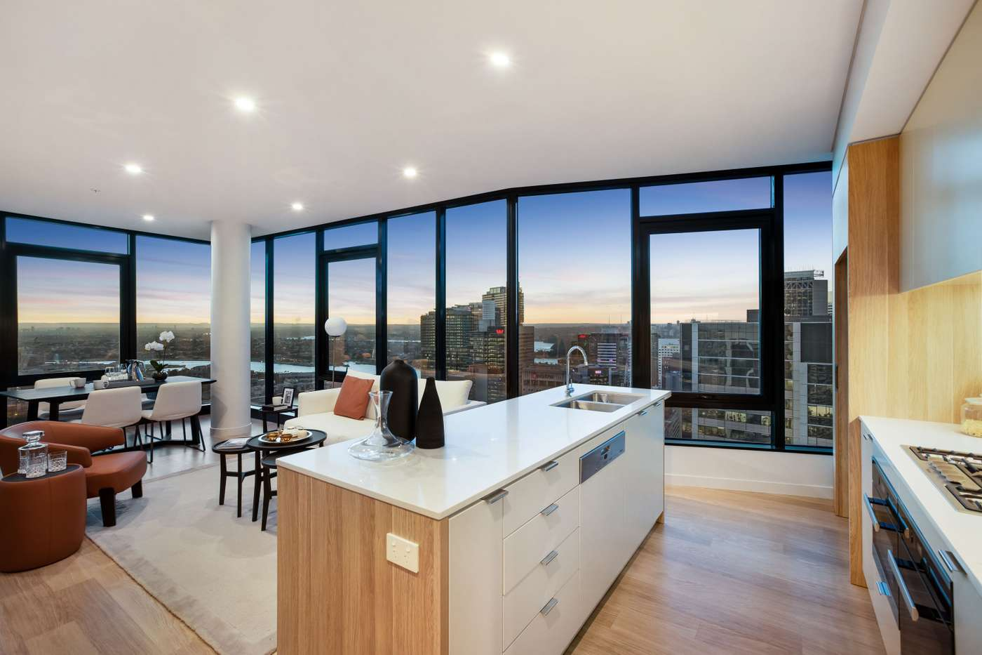 Main view of Homely apartment listing, 3802/38 York Street, Sydney, NSW 2000