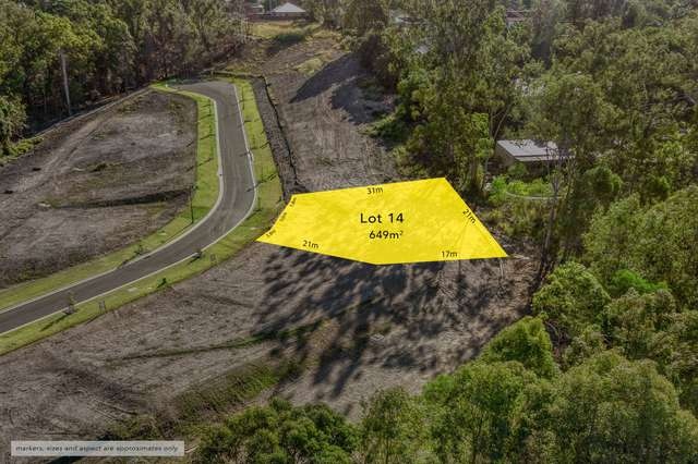 Lot 14 Outlook Place, Moggill QLD 4070