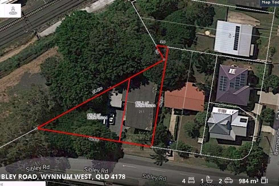 Second view of Homely house listing, 211 Sibley Road, Wynnum West QLD 4178