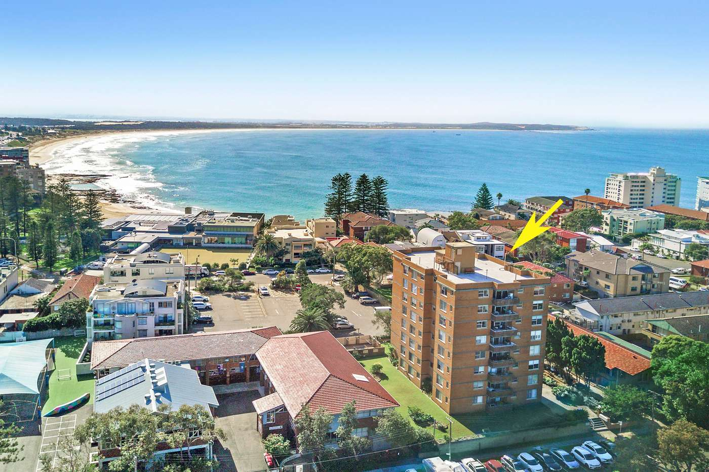 Main view of Homely apartment listing, 21/3-5 Giddings Avenue, Cronulla, NSW 2230