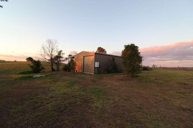 616 Jones Gully Road, Crows Nest QLD 4355