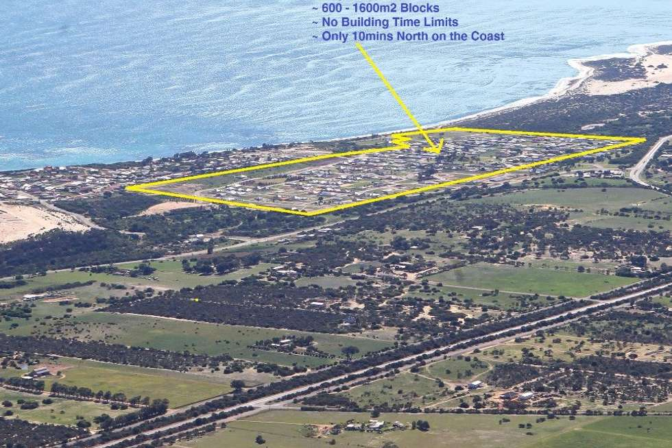 Third view of Homely residentialLand listing, Lot 451 Portside Road, Drummond Cove WA 6532