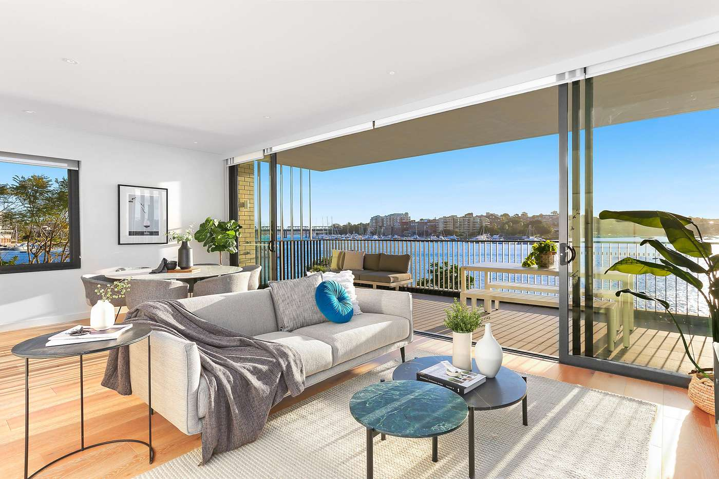 Main view of Homely apartment listing, 102/114 Elliott Street, Balmain, NSW 2041