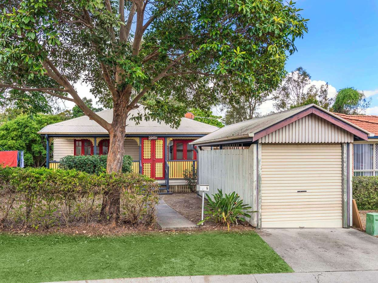 Main view of Homely house listing, 6 Popondetta Close, Darra, QLD 4076