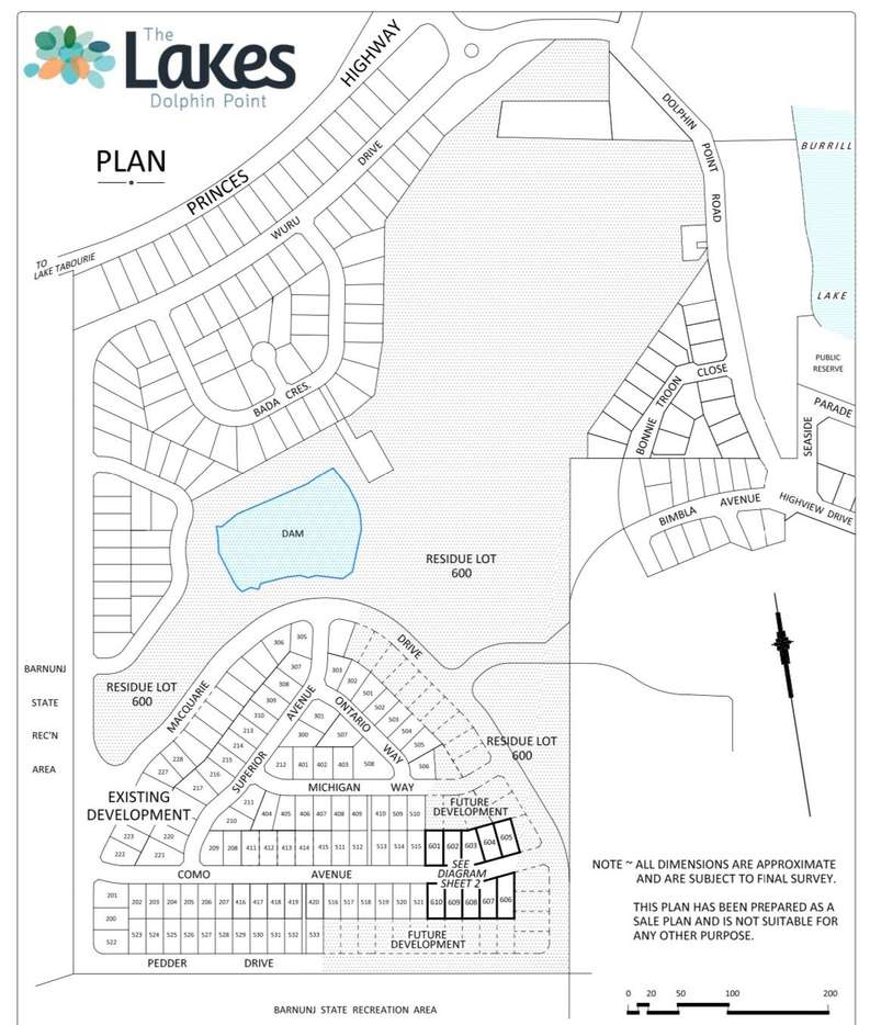 Lot 604 Como Avenue, Burrill Lake, NSW 2539 Residential