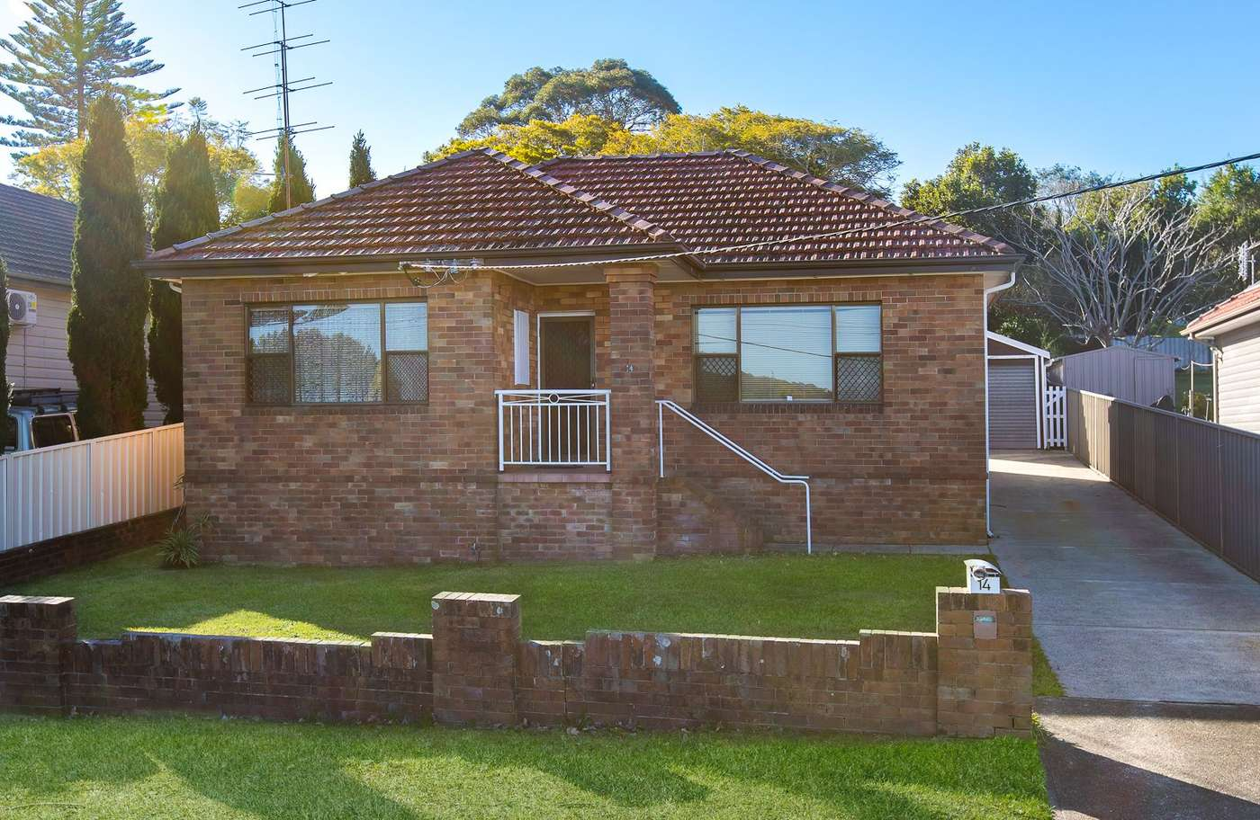 Main view of Homely house listing, 14 Fifth Street, North Lambton, NSW 2299