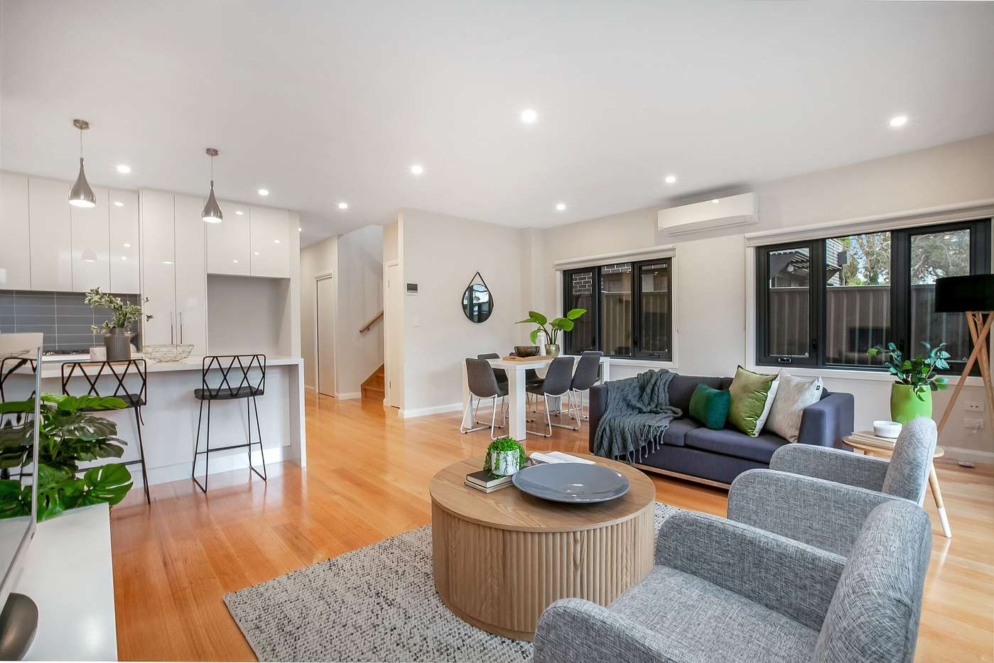 Main view of Homely townhouse listing, 60 Browning Street, Kingsbury, VIC 3083