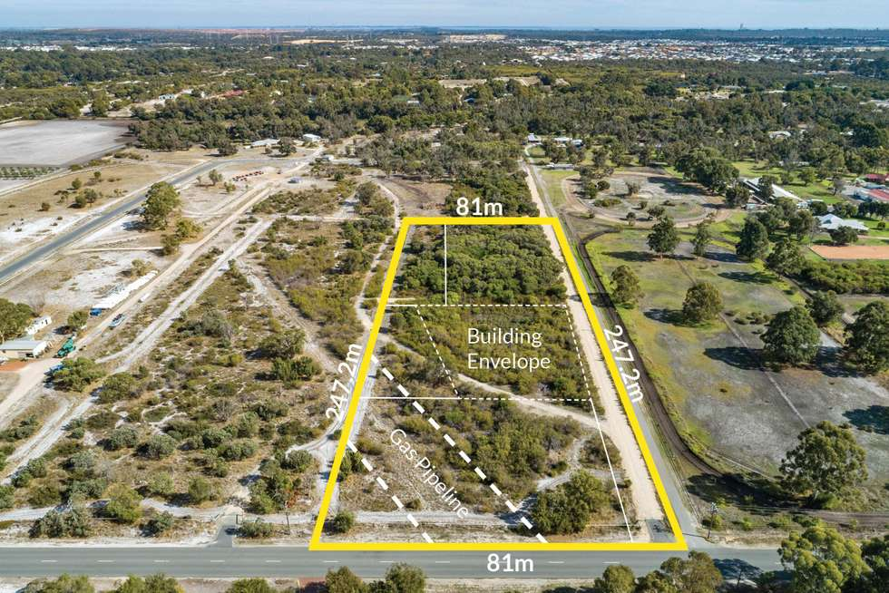 Second view of Homely residentialLand listing, 460 Liddelow Road, Banjup WA 6164