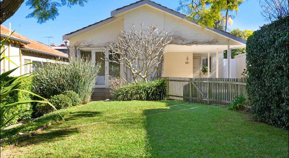 92A Prince Albert Street, Mosman NSW 2088