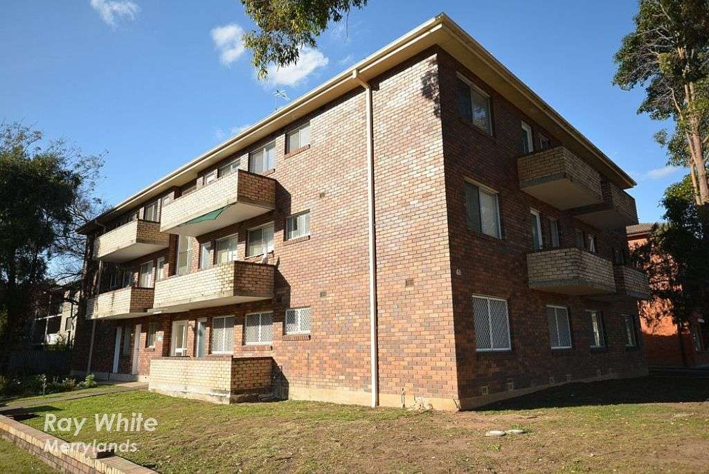 Main view of Homely unit listing, 10/61 St Ann Street, Merrylands, NSW 2160