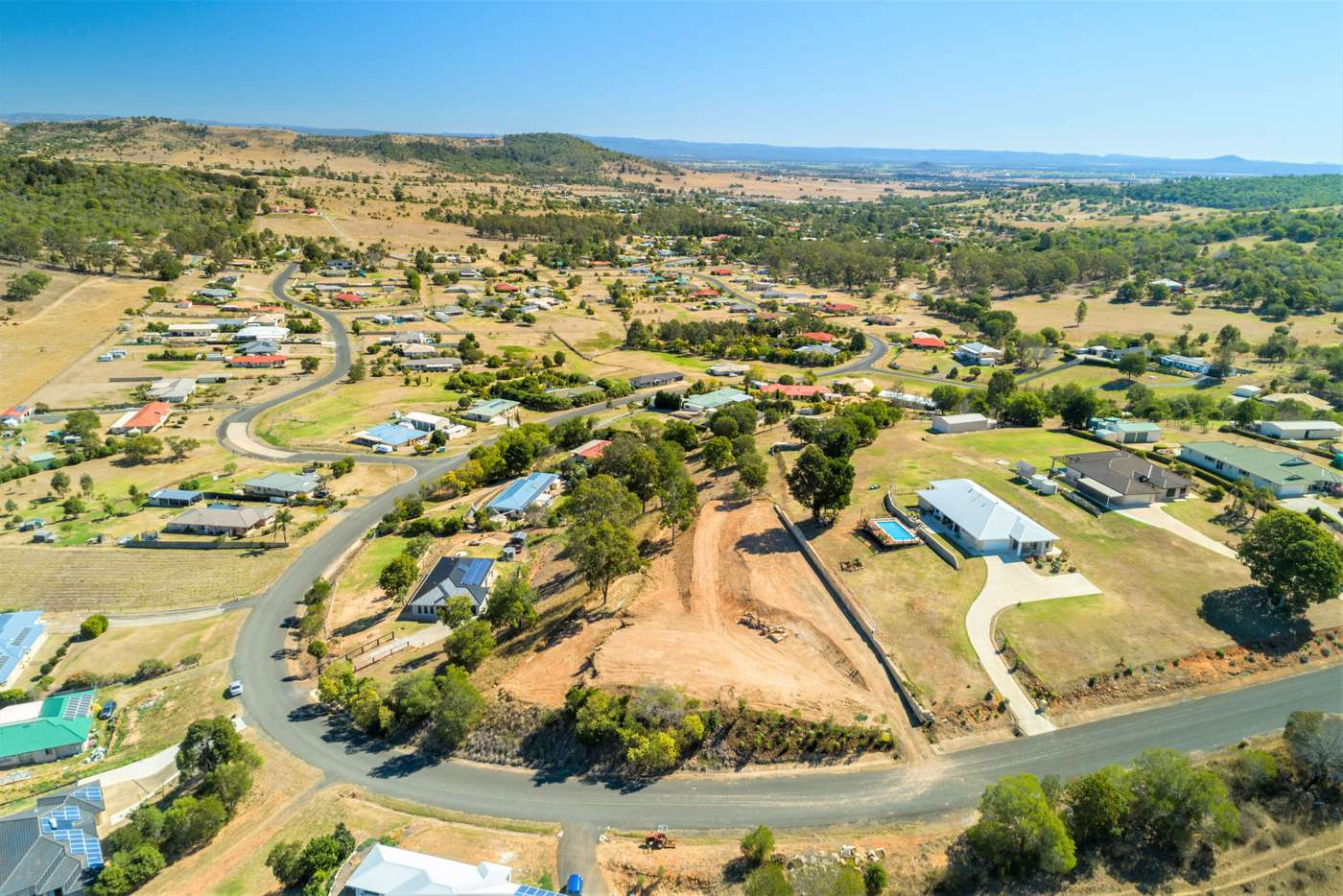 Main view of Homely residentialLand listing, Lot 111 Harpeng Drive, Minden QLD 4311