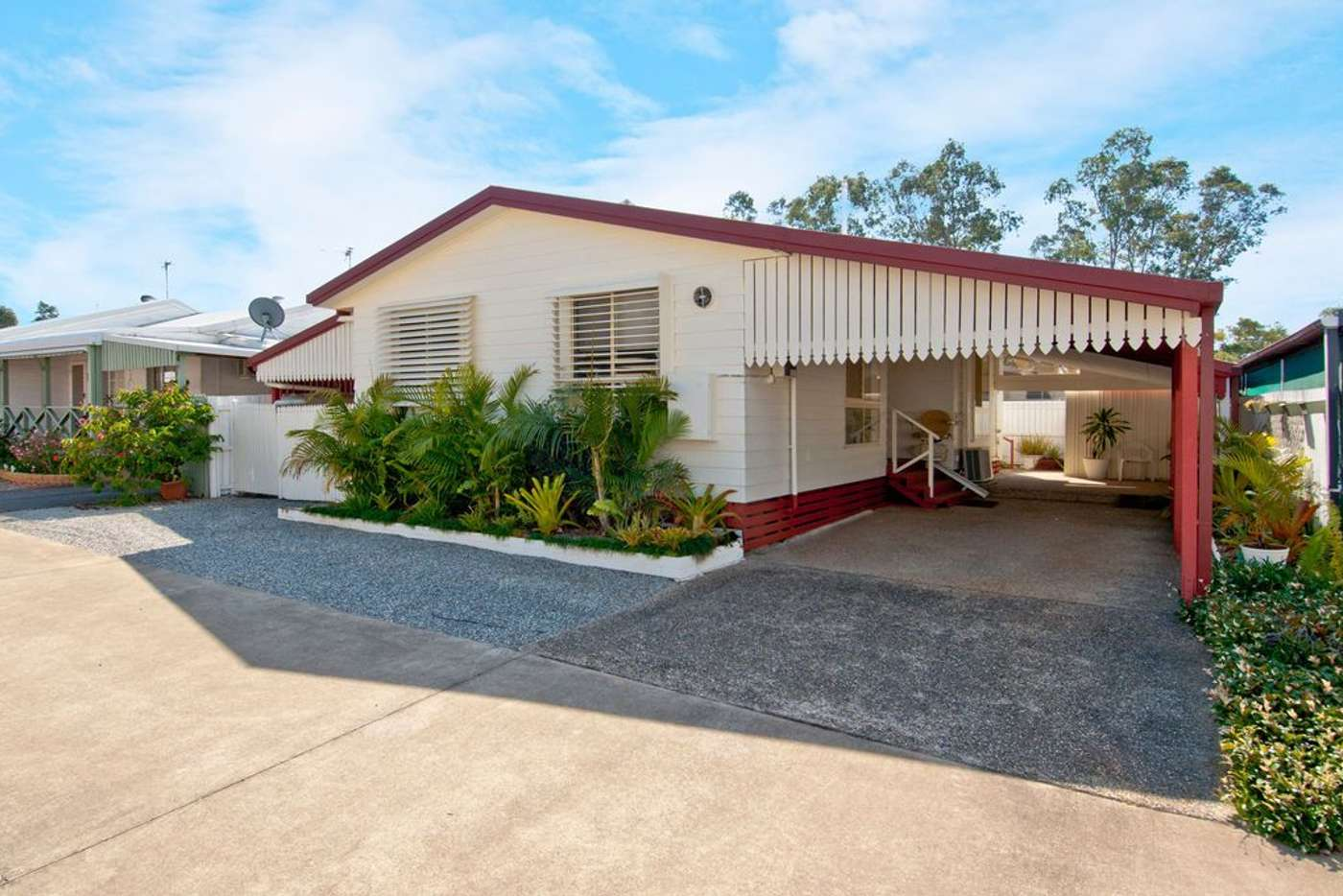 Main view of Homely retirement listing, 22 Palm Court, Bethania QLD 4205