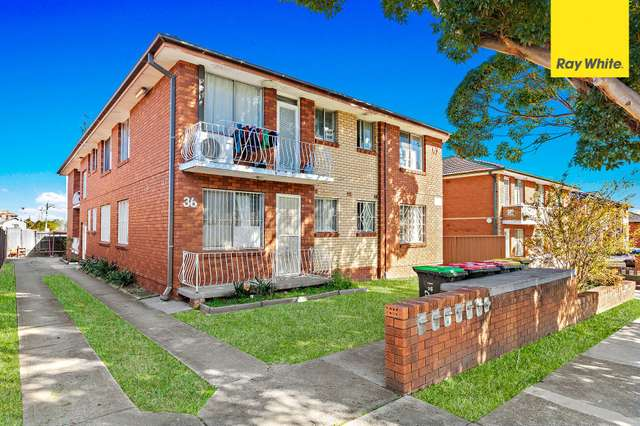 1/36 Hillard Street, Wiley Park NSW 2195