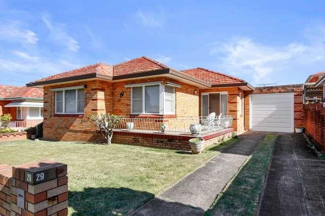 29 Traynor Avenue, Kogarah NSW 2217