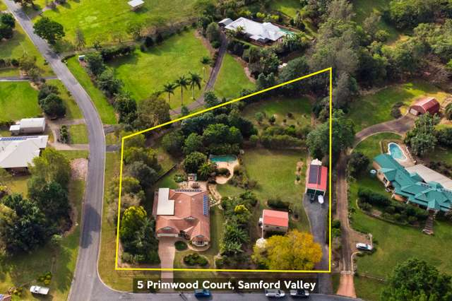 5 Primwood Court, Samford Valley QLD 4520