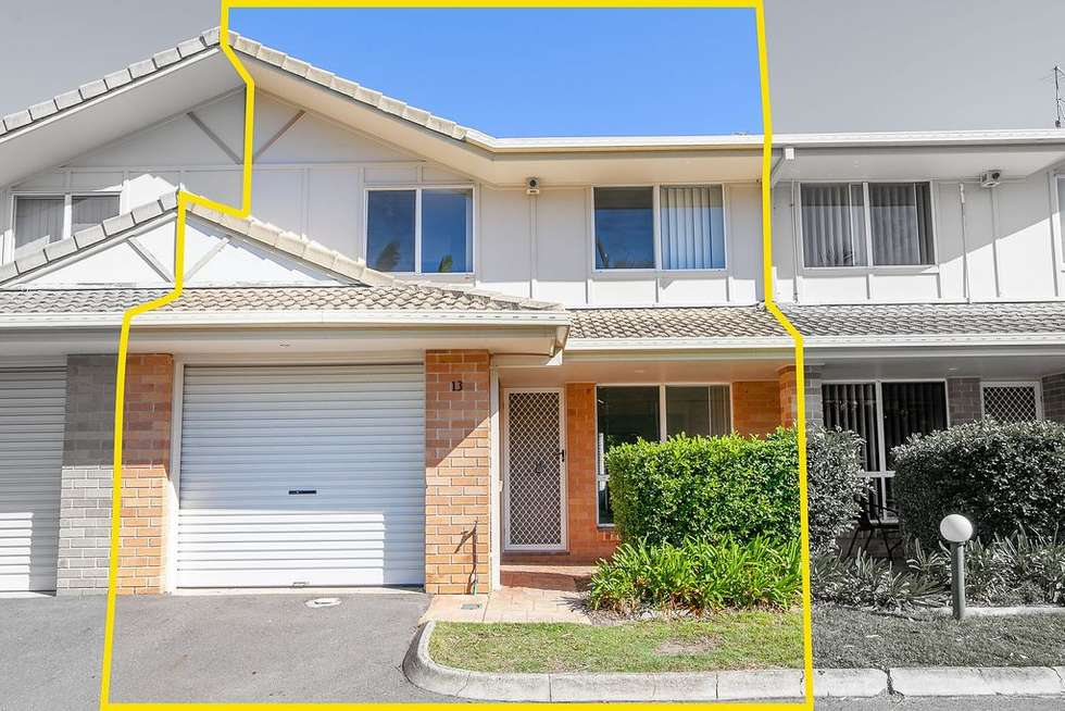 Second view of Homely townhouse listing, 13/122 Johnson Road, Hillcrest QLD 4118