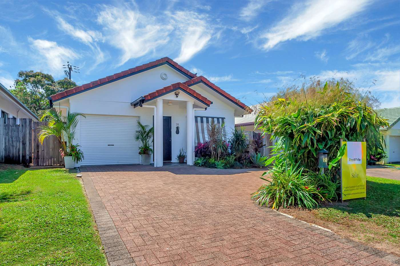 Main view of Homely house listing, 28 Silky Oak Court, Mooroobool, QLD 4870