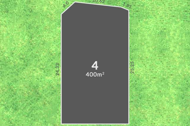 Proposed Lot 4 52-54 The Crescent, Underwood QLD 4119