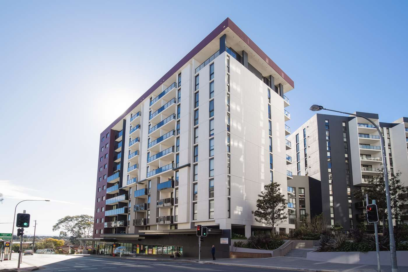 Main view of Homely apartment listing, C203/460 Forest Road, Hurstville, NSW 2220