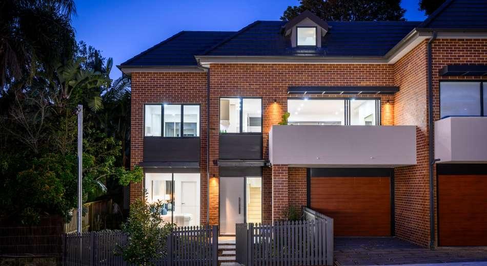 Terrace 1; 6 Richmond Avenue, Cremorne NSW 2090