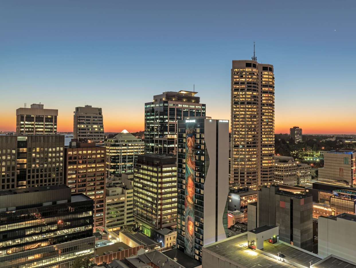 Main view of Homely apartment listing, 2505/380 Murray Street, Perth, WA 6000