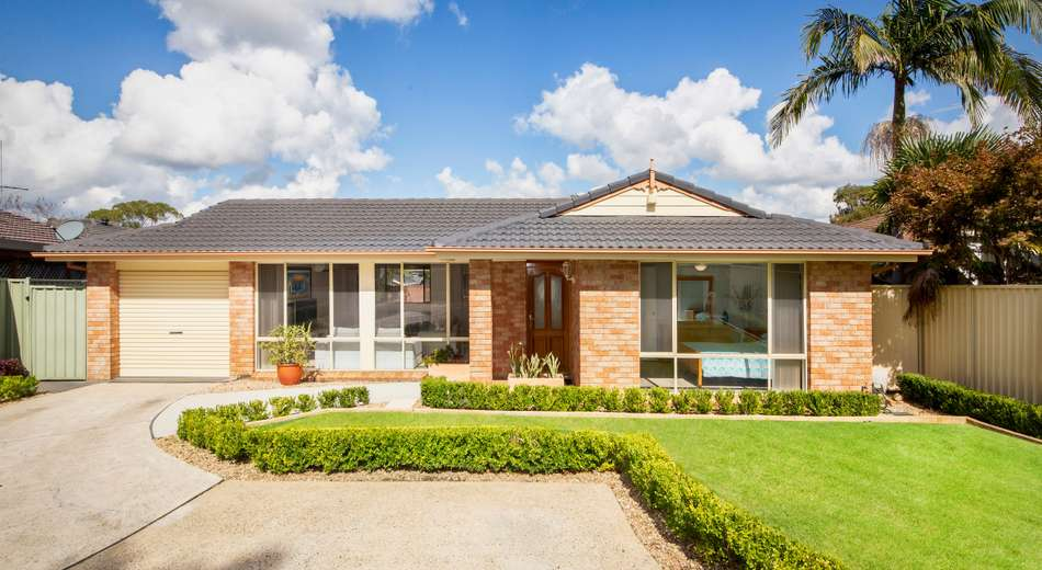 4 Grout Place, Menai NSW 2234