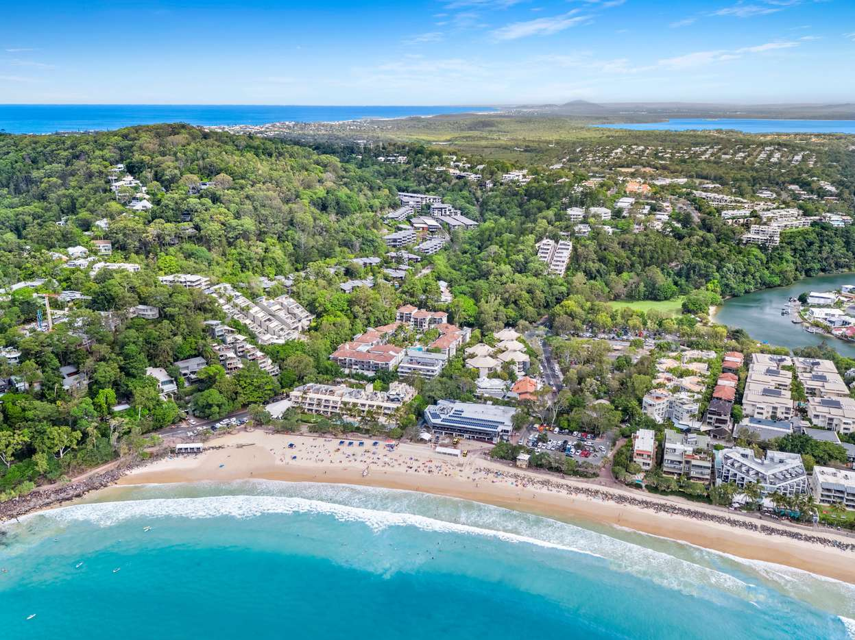 Main view of Homely unit listing, 4304/5 Morwong Drive, Noosa Heads, QLD 4567