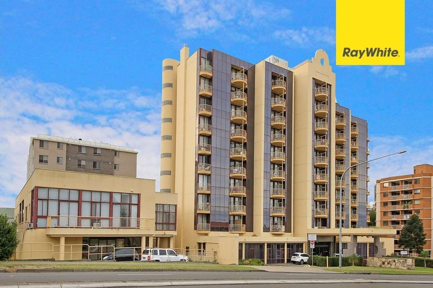 Main view of Homely apartment listing, 94/22 Great Western Highway, Parramatta NSW 2150