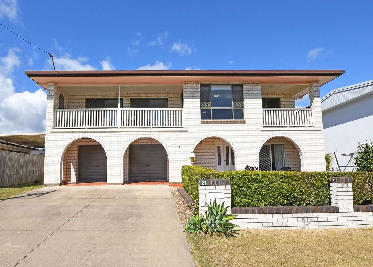 Main view of Homely house listing, 21 Moonbi Street, Scarness, QLD 4655