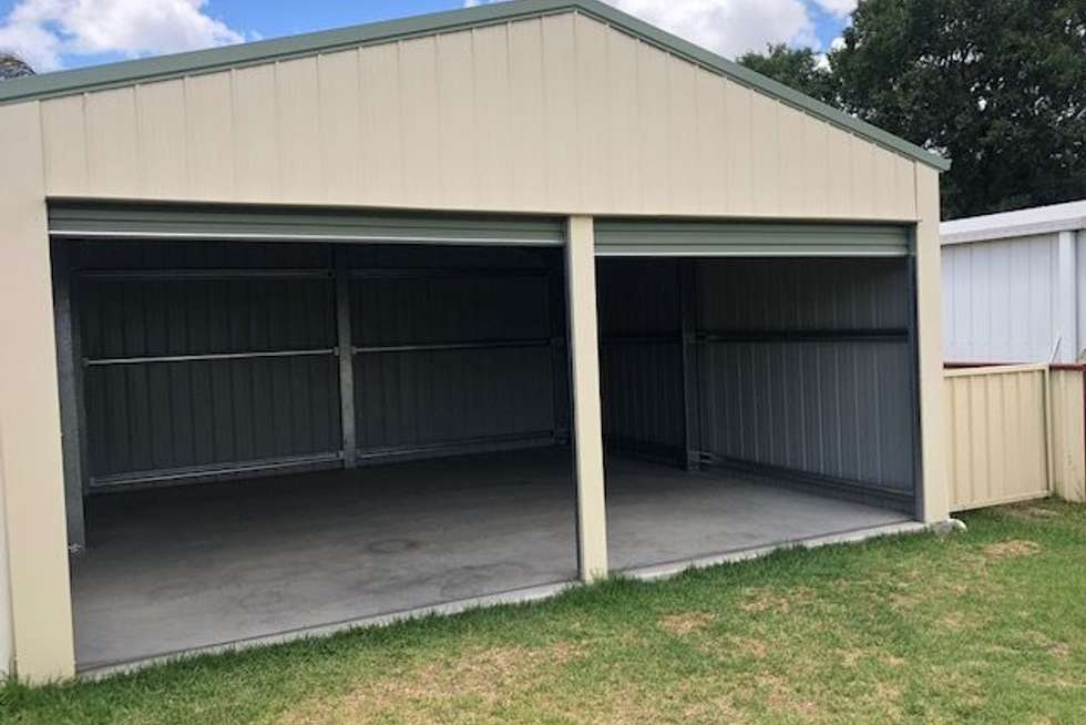 Shed @ 91 Henderson Street, Inverell NSW 2360