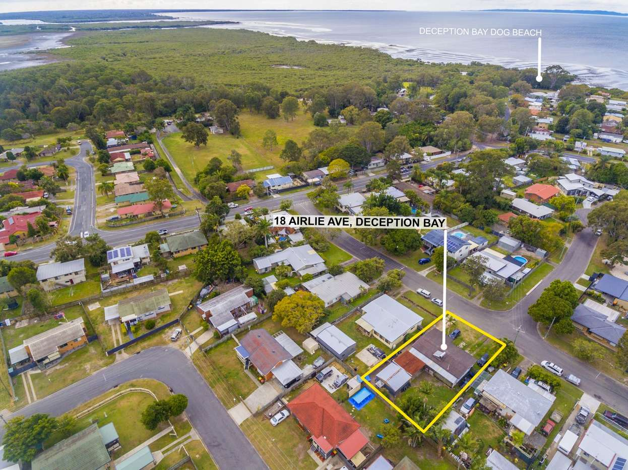 Main view of Homely house listing, 18 Airlie Avenue, Deception Bay, QLD 4508