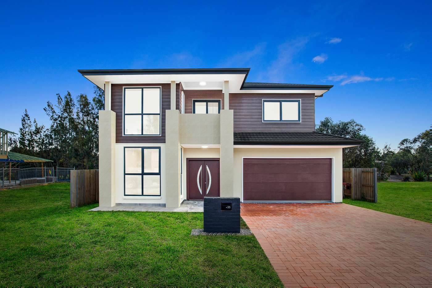 Main view of Homely house listing, 35 Windsorgreen Drive, Wyong, NSW 2259
