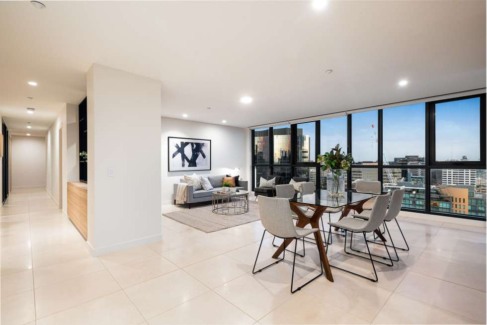 Third view of Homely apartment listing, Penthouse/12 Queens Road, Melbourne VIC 3000